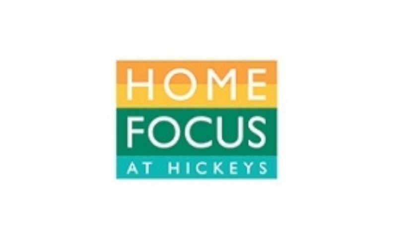 Home Focus at Hickeys Logo